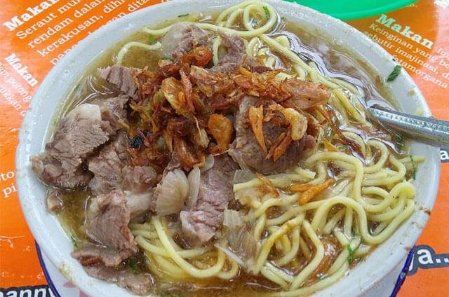 Sop Methodist Noodles