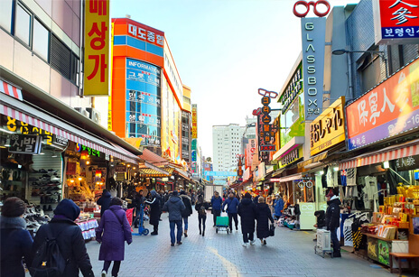 10 Spots To Shop In Seoul